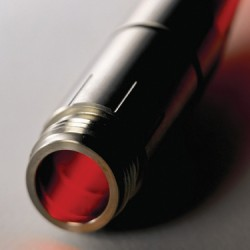 Handpiece red light