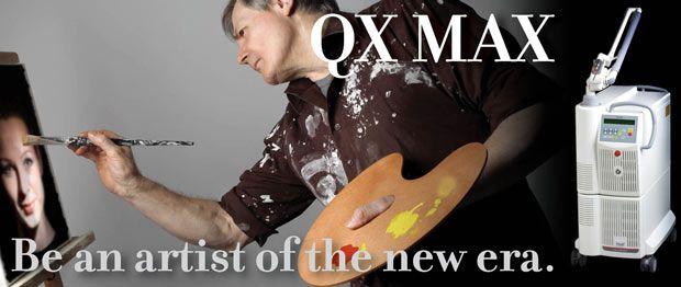 Qx Max Aesthetics Laser Fotona