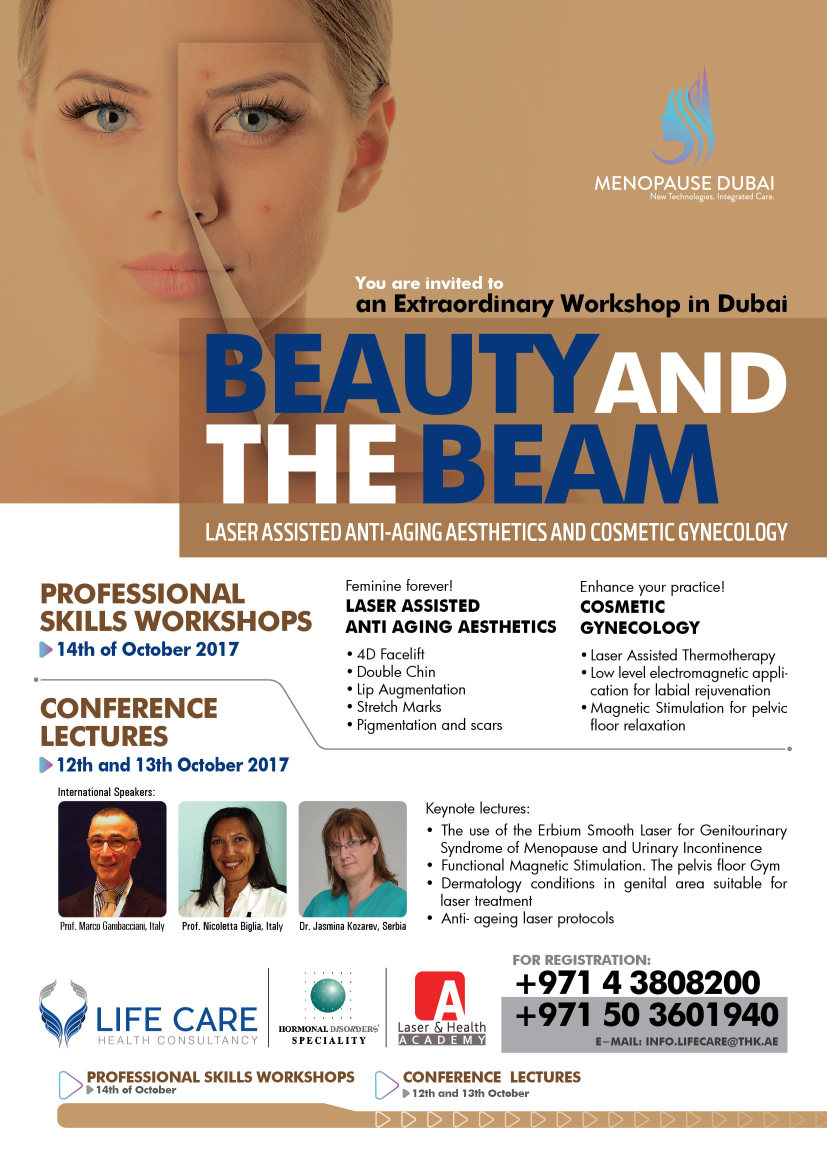 Beauty and the Beam: Laser-Assisted Anti-Aging Aesthetics & Cosmetic