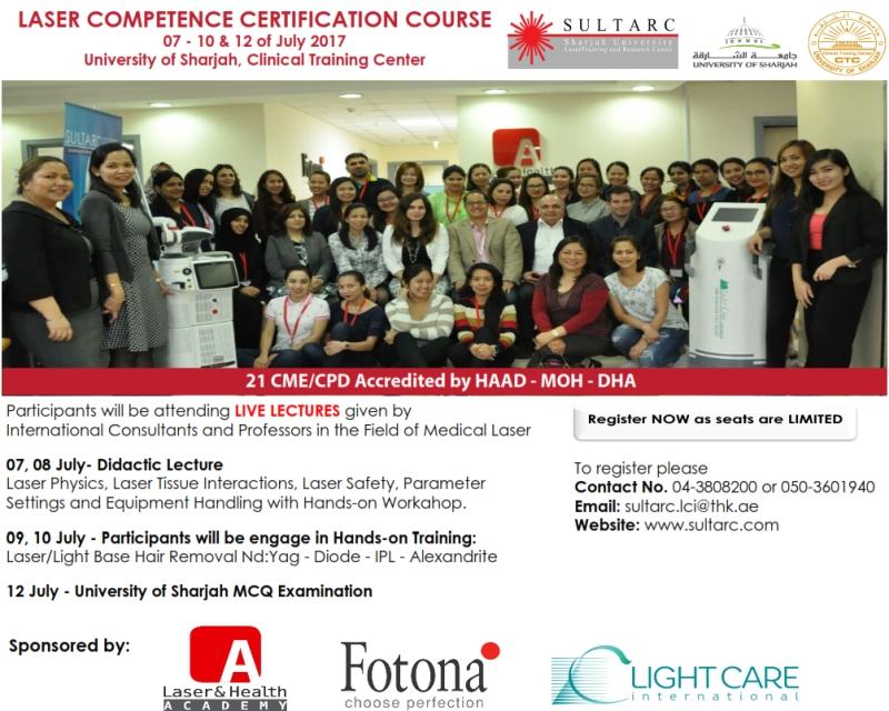 Laser Competence Certification Course | Fotona