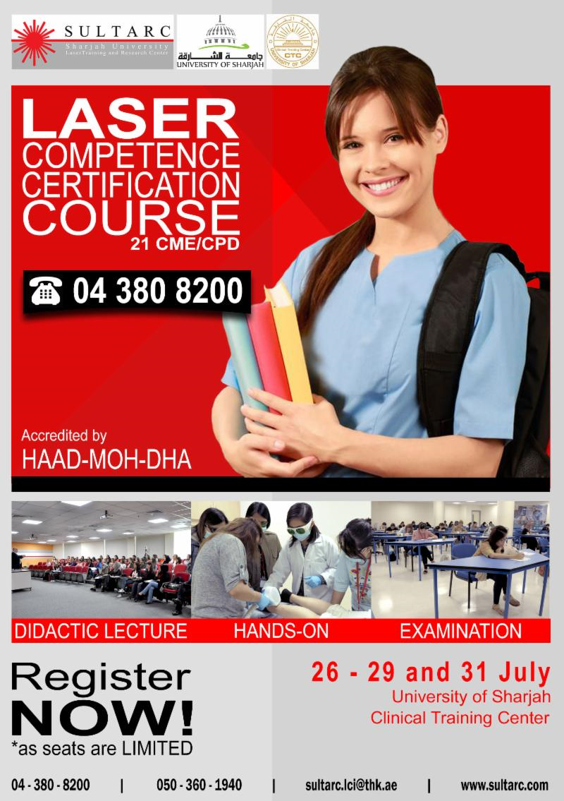 Laser Competence Certification Course | Fotona