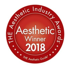 SP Dynamis Wins THE Aesthetic Industry Award 2018
