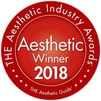 THE Aesthetic Industry Awards 2018